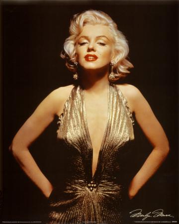 Marilyn monroe miniplakat