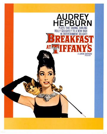 Breakfast At Tiffany's Posters