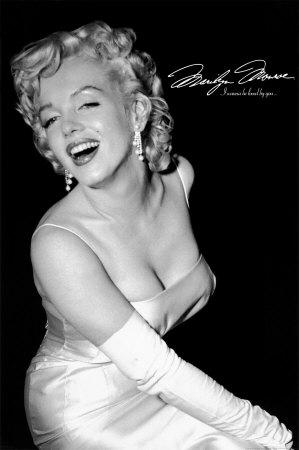 Marilyn Monroe Póster
