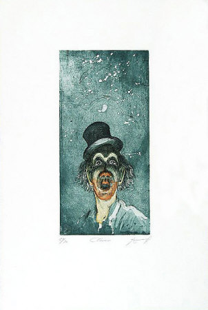 Clownerie Limited Edition by Andreas Nossmann