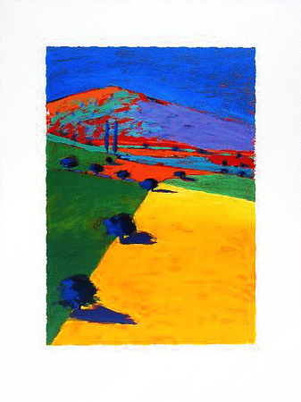 The Hill, 2000 Limited Edition by Paul Powis