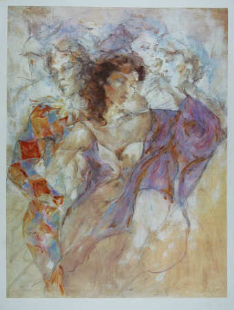 Dream Dancing, 2002 Limited Edition by Gary Benfield