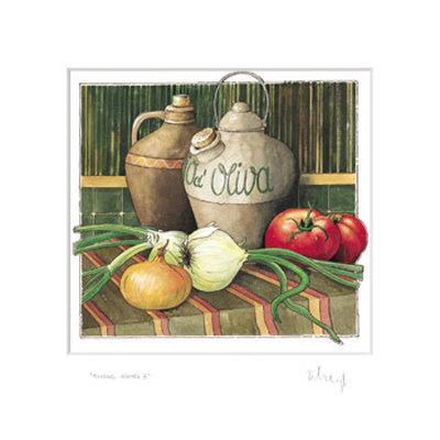 Kitchen Still Life IV Posters by Franz Heigl