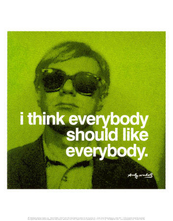 Everybody - Prints by Andy Warhol