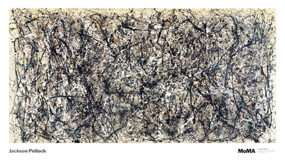 One, No. 31 Prints by Jackson Pollock