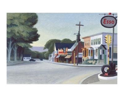 Portrait of Orleans, 1950 Prints by Edward Hopper