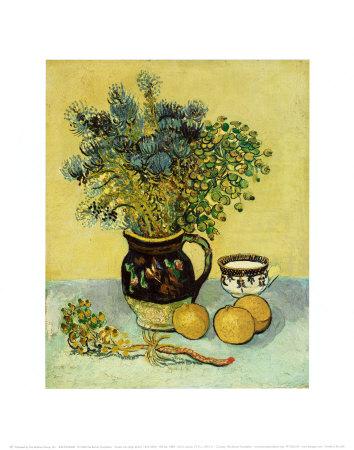 Still Life, c.1888 Art by Vincent van Gogh