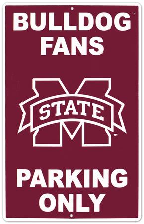 Mississippi State Tin Sign