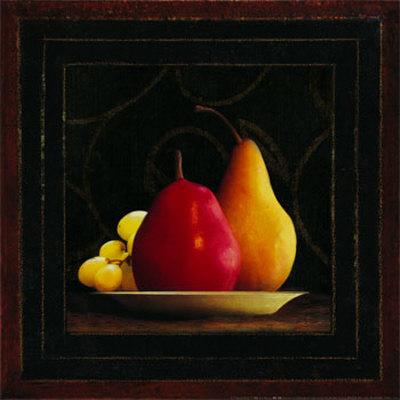 Frutta del Pranzo III Prints by Amy Melious