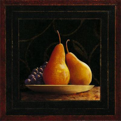 Frutta del Pranzo IV Print by Amy Melious