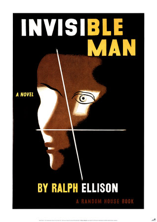 Invisible Man by Ralph Ellison Posters by Edward McKnight Kauffer
