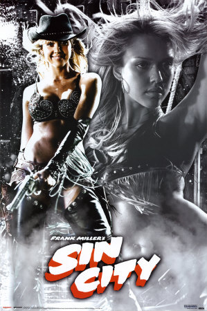 Sin City Posters at AllPosters.com