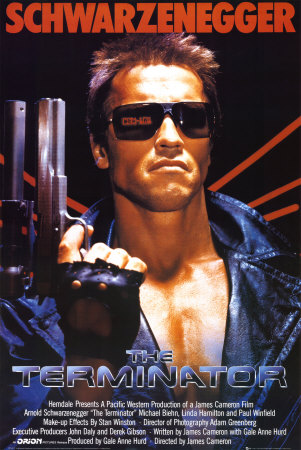 Terminator (Terminator, The) Pster