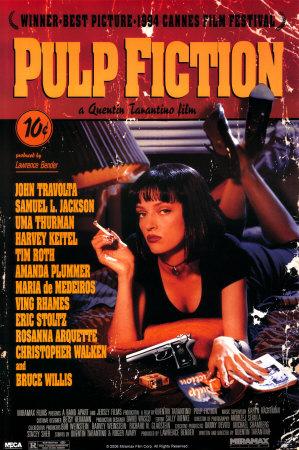 Pulp Fiction Póster