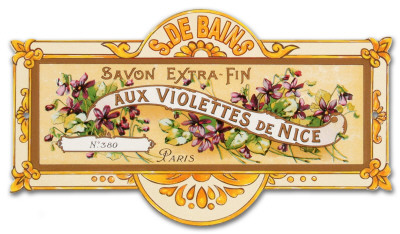 Savon Extra-Fin Tin Sign