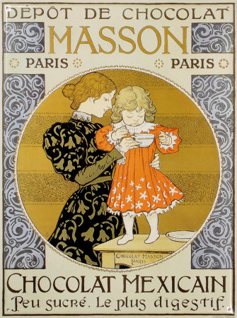 Depot De Masson Tin Sign