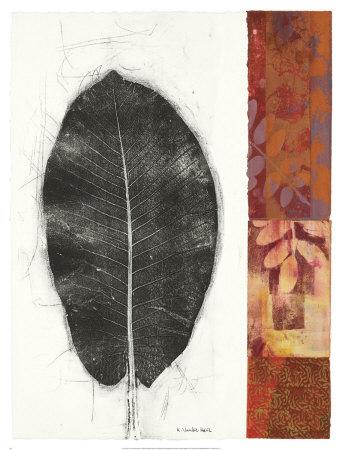 Leaf Study II Prints by Kerry Vander Meer