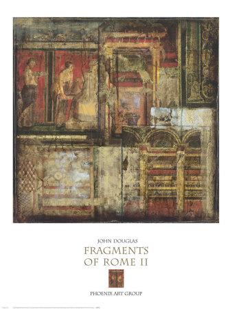 Fragments of Rome II Art by John Douglas
