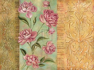 Regency Detail I Prints by Don Tyler