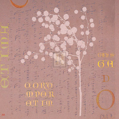 Mimosa Square II Poster by Katja Marzahn