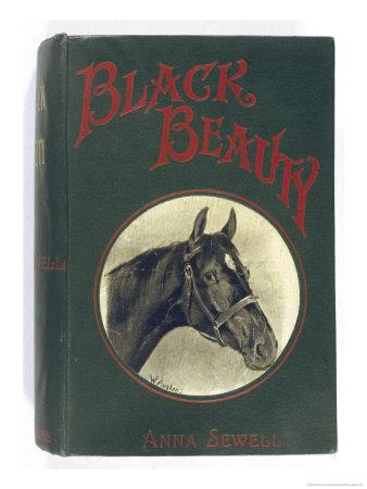Black Beauty Premium Giclee Print by Winifred Austen