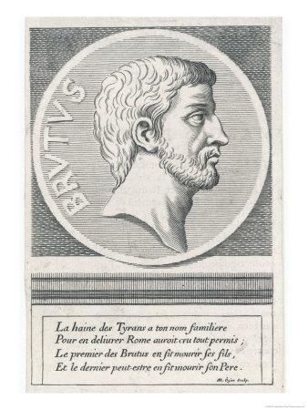 brutus from julius caesar. Julius Caesar#39;s Opponent