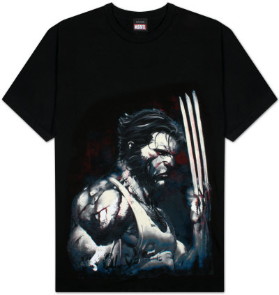 wolverine shirt