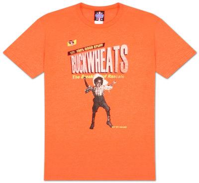 BuckWheats - The Breakfast of Rascals Shirt