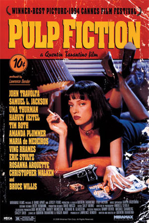 Pulp Fiction Plakat