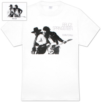 Bruce Springsteen - Born to Run T-Shirt