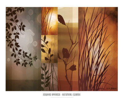 Autumnal Equinox Posters by Edward Aparicio at AllPosters.