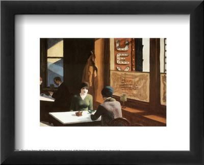 Chop Suey Prints by Edward Hopper