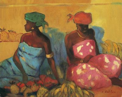 Meroe Prints by Isabelle Del Piano