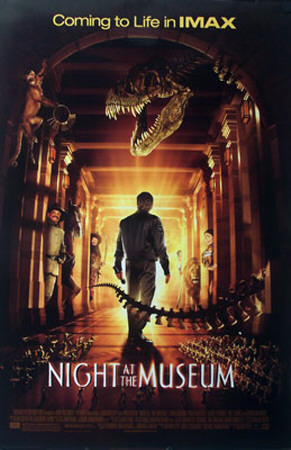 Night At The Museum Print
