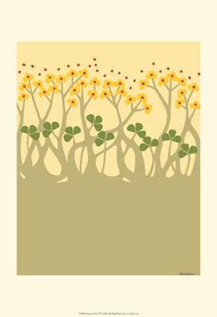 Organic Grove III Posters by Vanna Lam