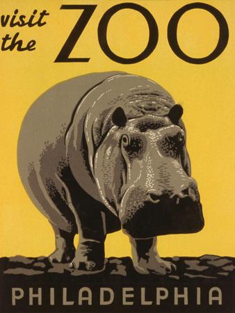Visit the Philadelphia Zoo Art