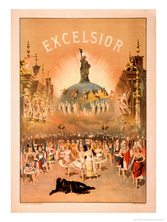Excelsior Prints by  Forbes Co.