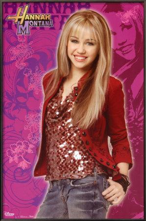 Hannah Montana Posters at