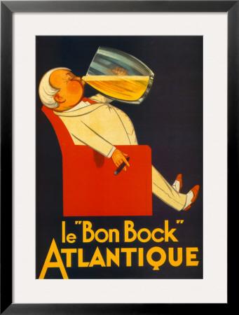 "Le ""Bon Bock"" Atlantique Prints"