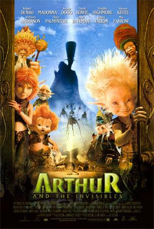Arturo y los invisibles|Arthur and the Invisibles Láminas