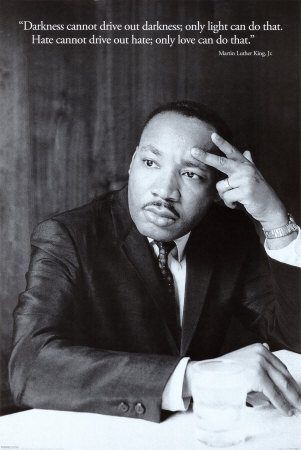 Martin Luther King Jr. Pster