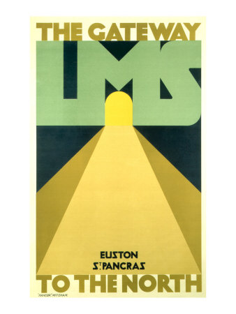 LMS, the Gateway to the North Giclee Print