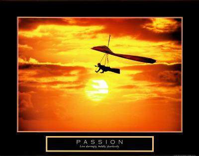 Passion: Hang Glider Art