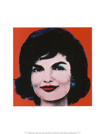 Jackie, 1964 Reproduction d'art