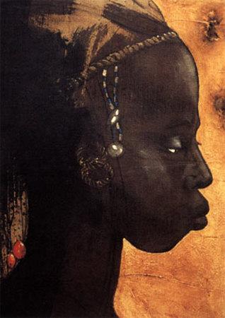 La Fiancee du Sultan Posters by Gildas Flahault