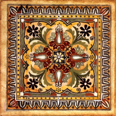 Italian Tile II Lmina
