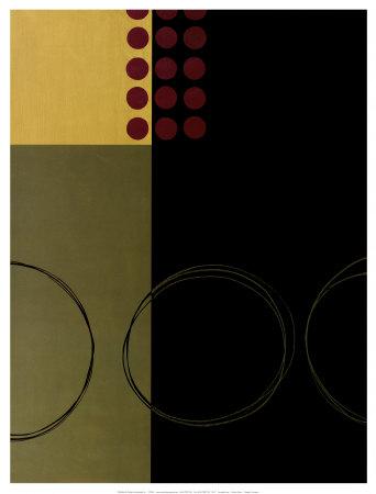Circular Zone I Prints by Fernando Leal