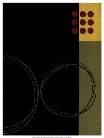 Circular Zone II Art by Fernando Leal