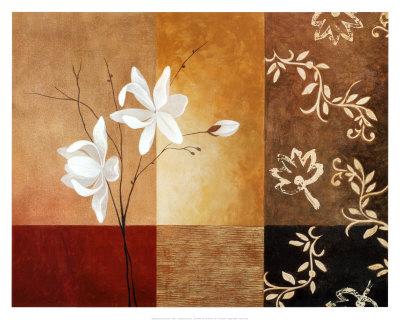 Budding Magnolia Prints by Fernando Leal