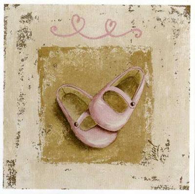 Chaussures Roses Art by Véronique Didier-Laurent